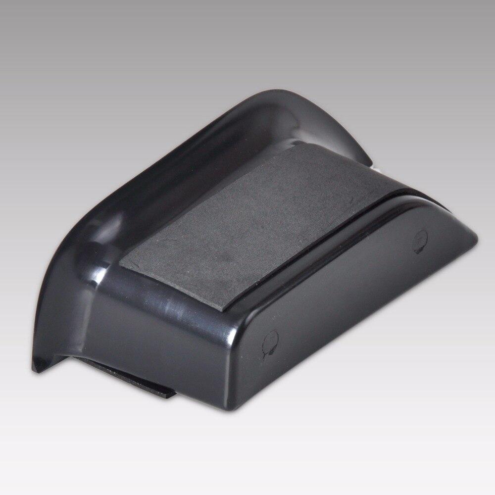 DWCX 4 шт. черная дверь подлокотник коробка для хранения Контейнер держатель подходит для Benz W212 E класс 2010 2011 2012 2013