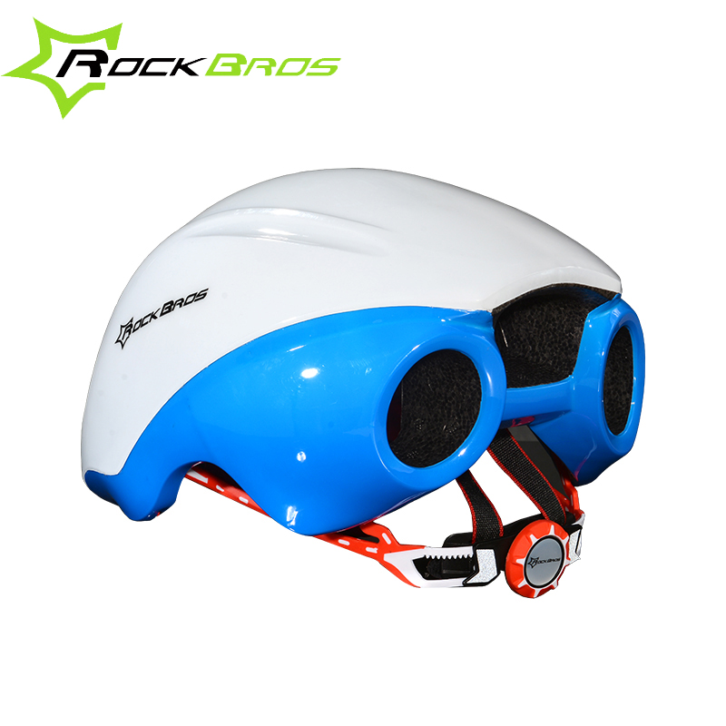 цена на ROCKBROS NEW Jet-propelled Tail Ultralight Cycling Helmet Integrally-molded Road Mountain MTB Bike Bicycle Helmet Casco Ciclismo
