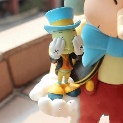b629eb52 ... KAWS Dissected companion. RELATED PRODUCTS. Hot Sell OriginaFake Kaws  Companion Pinocchio&Jiminy Cricket Stand PVC Resin Anime Action Figures  With Box