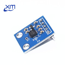 Free shipping GY 61 ADXL335 three axis accelerometer tilt angle module alternative MMA7260 with Anti static bag 50pcs/lot