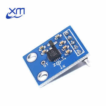 Free shipping GY-61 ADXL335 three-axis accelerometer tilt angle module alternative MMA7260 with Anti-static bag 50pcs/lot - DISCOUNT ITEM  18% OFF Electronic Components & Supplies