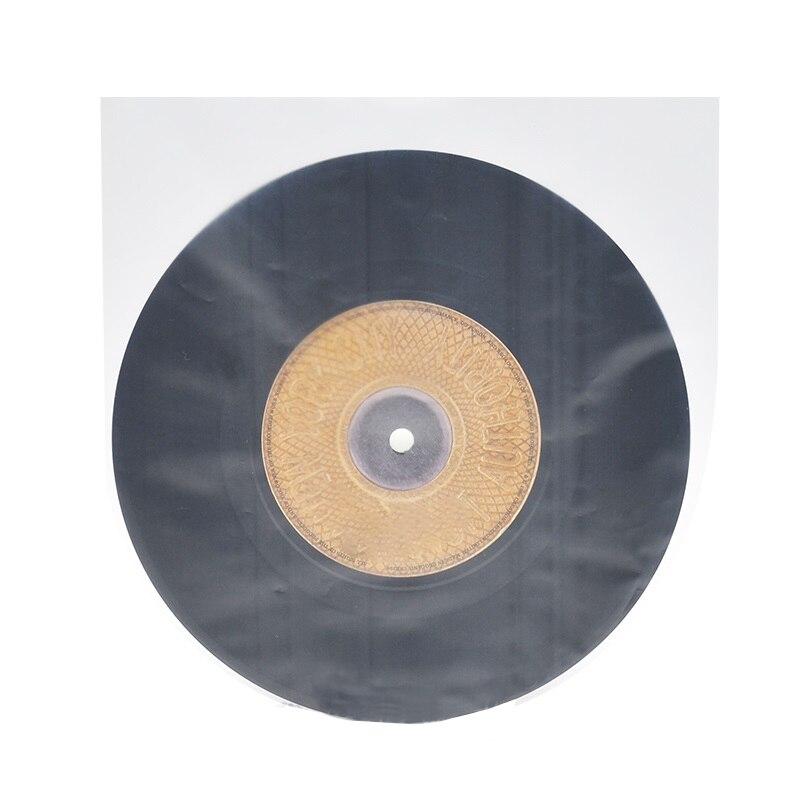 Einfach Leory 50 Stücke Lagerung Inneren Tasche Für Plattenspieler Vinyl Cd Rekord Antistatischen Lp Schutz 7 Zoll 17,8 Cm 18,6 Cm Plattenspieler Tragbares Audio & Video