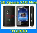 Sony Ericsson Xperia X10 Mini original unlocked mobile phone E10i 3G GSM WIFI GPS 5MP Android smartphone dropshipping