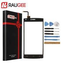 Para X5 DOOGEE MAX PRO 100% Nuevo Panel de Pantalla Táctil Digitalizador Pantalla Táctil del reemplazo para DOOGEE X5 Max Pro Smartphone En Stock