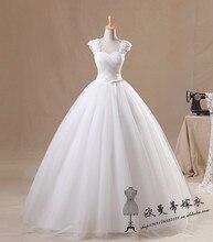 Sweet Princess Actual Wedding dress 2019 Gown Top Custom-Made U0048 Plus size Dress