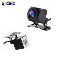XYCING IP68 Waterproof Fish Eyes Night Vision HD Parking Assistance Camera, 170 Degree Universal Auto Camera CCD