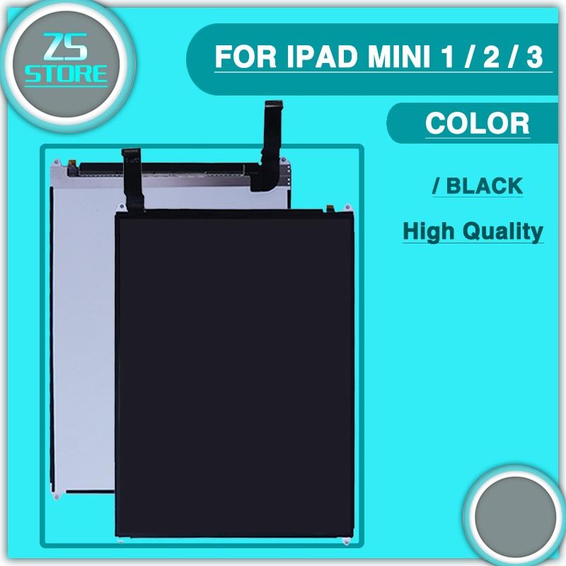 Nouveau Pour ipad mini 1 mini 2 Mini 3 LCD Pour ipad A1489 A1490 A1455 Moniteur À Écran LCD Module remplacement