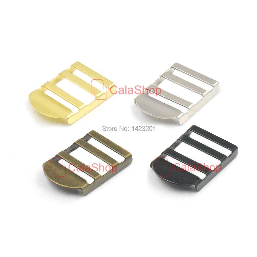 "1/"" Inch USA 10 Pcs Strap Adjuster Tension Lock 1/"" Ladder Lock Buckle"