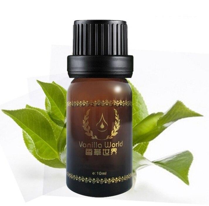 Vanilla World  Tea Tree Essential Oil 10ML Reduzir A Gordura No Sangue Sober Deodorization Antiperspirants Aromatherapy