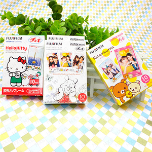 Image 5 - Genuine Fuji Fujifilm Instax Mini Filme Winnie Pooh 10 Folhas Para 9 9 8 7s 90 25 dw 50i 50s Partes SP 1 SP 2 Liplay Câmera Instantânea