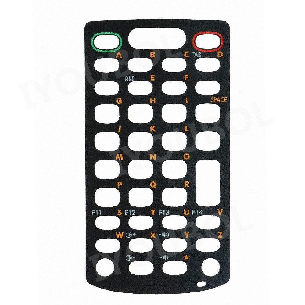 10pcs Keypad Plastic Cover (38 Keys) For Symbol MC3070 MC3090 MC3090G MC3090-Z RFID