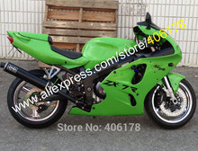 Hot Sales,Green Body Kit For Kawasaki Ninja ZX7R Parts 1996-2003 ZX-7R ZX 7R 96 97 98 99 00 01 02 03 Motorcycle Fairing Kit