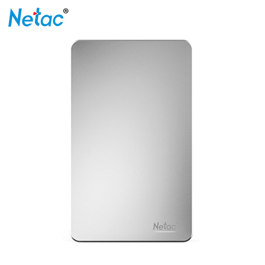 Netac K330 HDD 1TB/2TB USB3.0 2.5in Portable HDD Mobile External Hard Disk Drive for Des ...