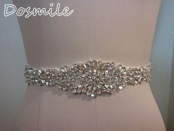 Pearls Belt ,Beading Rhinestone Marriage Bridal Sash crystals appliques Wedding Belt Beautiful Belt wedding waistband