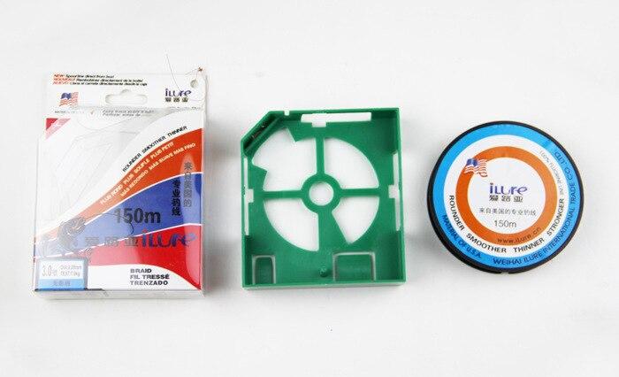 iLure Marka 150M örtüklü Fluorocarbon Balıqçılıq Xətti - Balıqçılıq - Fotoqrafiya 5