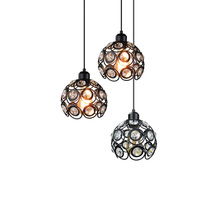 Vintage Crystal Pendant Lights Kitchen Fixtures For Dining R