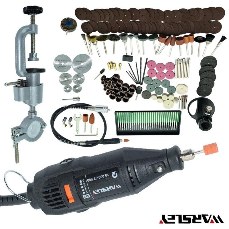 Dremel Stil Neue 180 Watt Mini Drill-mühle Schleifmaschine Gravierstift Bohrmaschine DIY Bohrer + Elektrische Rack Drehwerkzeug