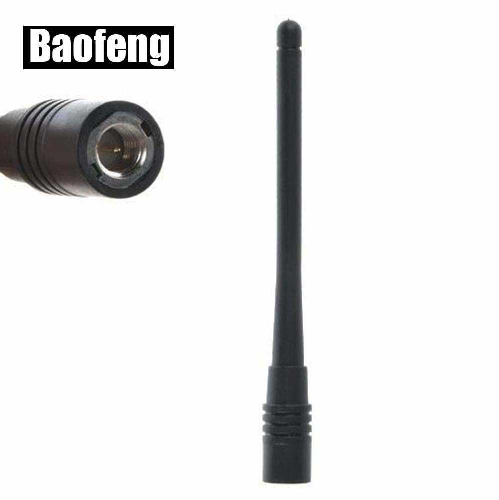 BAOFENG Оригинальный Dual Band антенна sma-мужской 136-174 и 400-470 мГц для BAOFENG UV-3R двухстороннее радио
