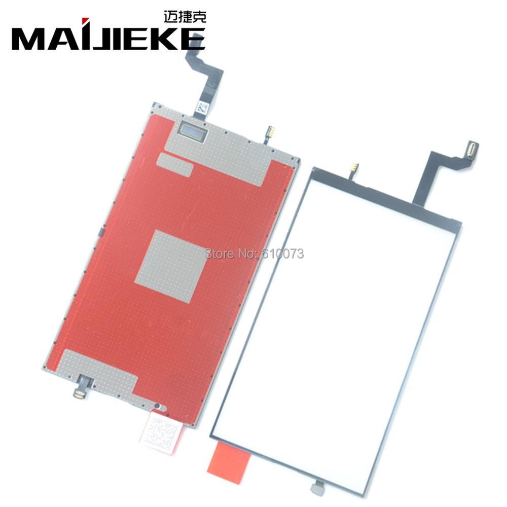 5PCS/Lot MAIJIEKE Top AAA+ For IPhone 8 Plus LCD Display Backlight Film For IPhone 7 6s Plus Replacement Back Light Film