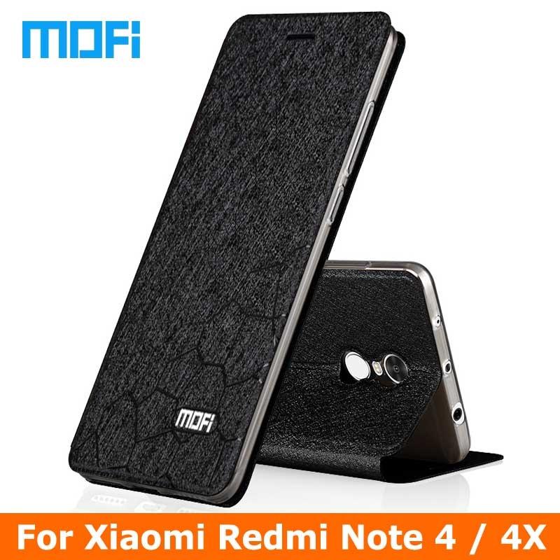 Xiaomi redmi note 4 case mofi brand xiaomi redmi note 4 4x for Housse xiaomi redmi note 4