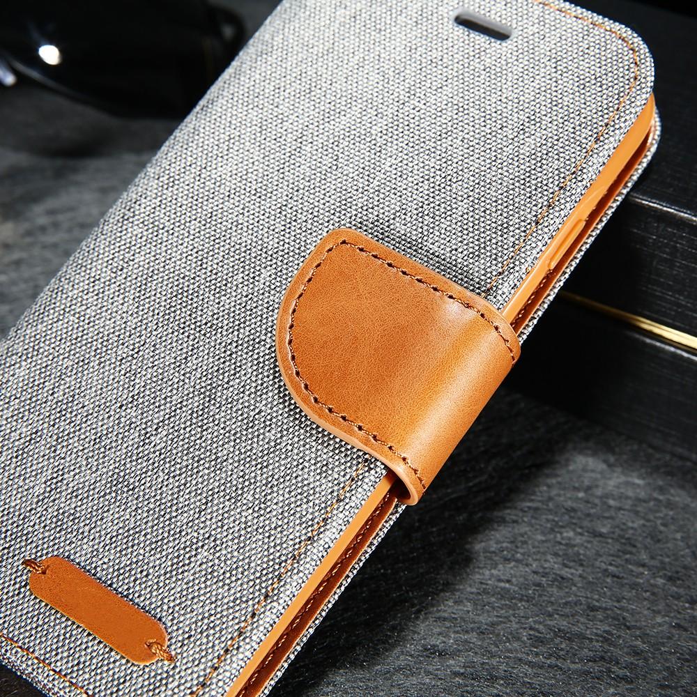 Kisscase stań portfel przerzuć przypadki dla iphone 6 6s 7 5 5S mody hit kolor slot kart skóra pokrywa dla iphone 7 6 s plus z logo 38