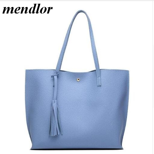 Brand Women Shoulder Bag Soft Genuine Leather Handle Bags Ladies Tassel Tote Handbag High Quality Female bag Women's Handbags smiley sunshine brand serpentine leather women handbags hobo tote bag female snake tassel big shoulder bags ladies crossobdy bag