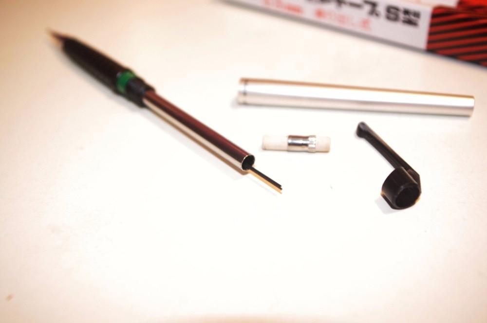 Lápis Mecânicos one piece marca uchida desenho Tipo : Lápis Especial