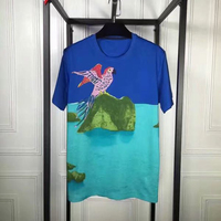 Hommes Eagle Talon de Pierre T-shirt Hommes Marque Vêtements Simple 3D Imprimé t-shirt Homme Top Qualité Casual T-shirt