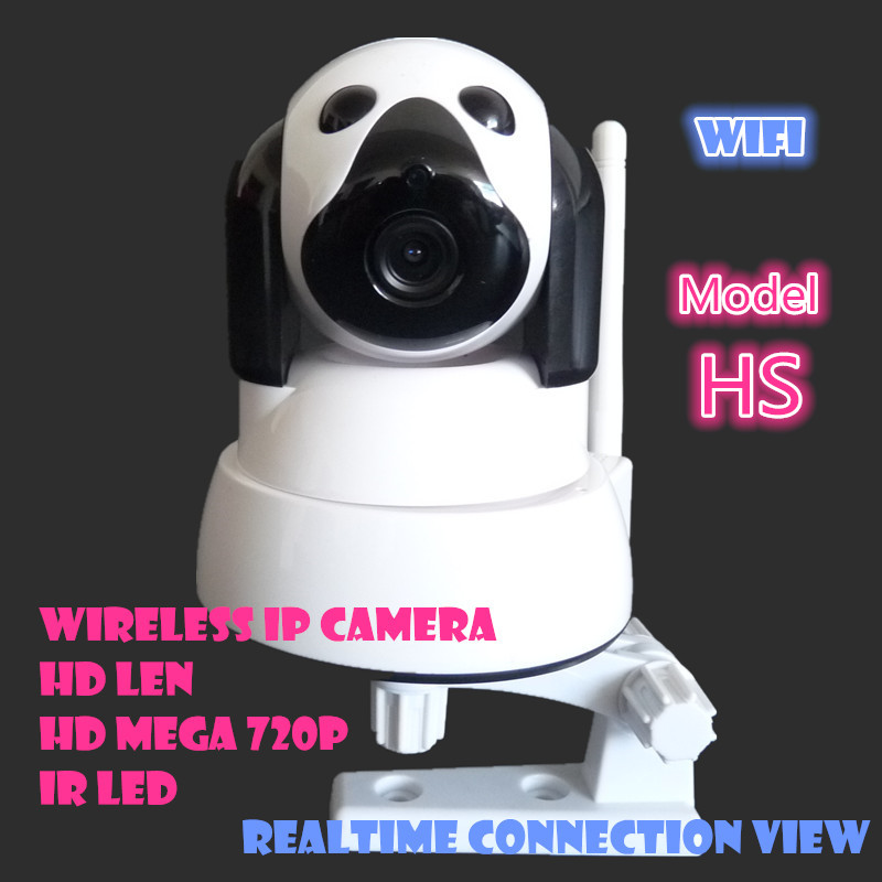 P2P IP Camera 720P HD Wifi Wireless Baby Monitor PTZ Security ONVIF Cloud Night Vision Micro SD Card pt  Mega  Two ways audio escam qf100 p2p ip camera 720p hd wifi wireless baby monitor pan tilt security camera onvif night vision support micro sd card
