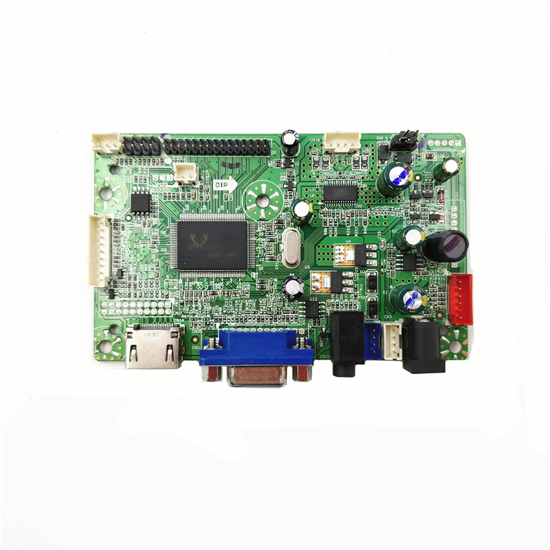 RTD2668 Universal HDMI VGA AUDIO Lcd controller board diy kit for 17 inch 1440x900 B170PW02 2CCFL LVDS Monitor Kit replacement