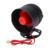 2016 Universal 1 Car Veículos Sistema de Proteção Alarme de Assaltante de Segurança + 2 Controle Remoto de Venda quente