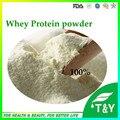 Top vendendo wholease Alta Qualidade Por Atacado 100% Whey Protein Isolate pó 500 g/lote