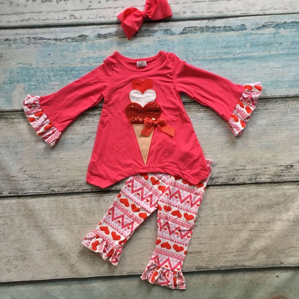 Aliexpress.com : Buy new deisgn hot sale baby girls Valentines day ...
