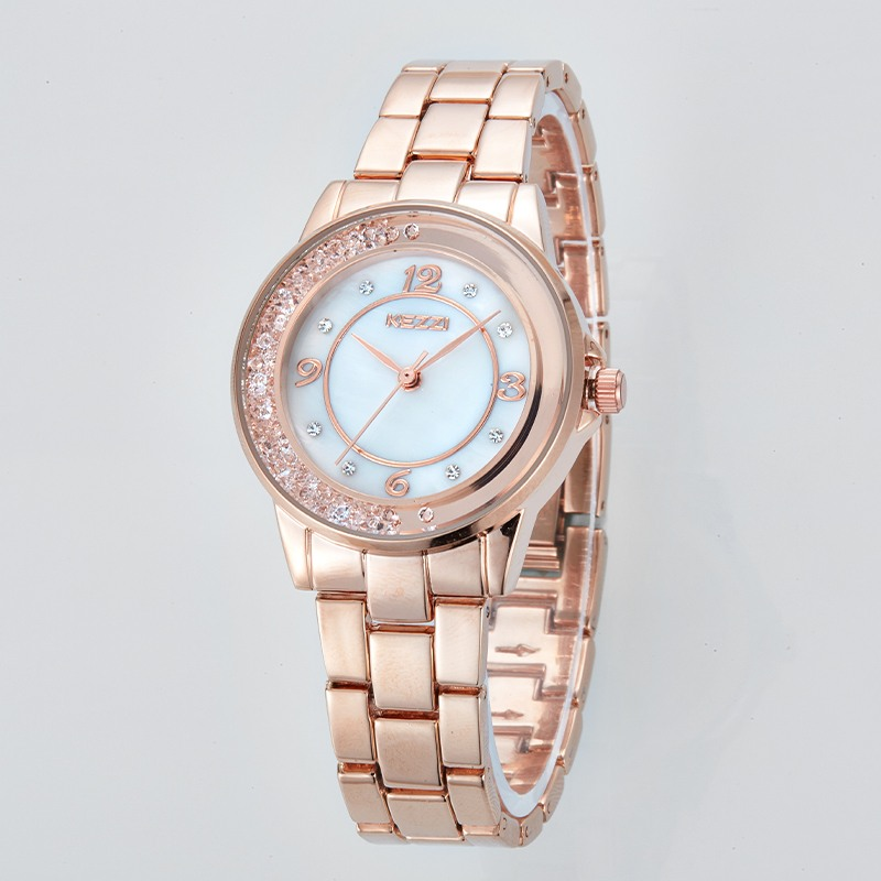 Brand KEZZI Watch Women Bracelet Quartz Watches Luxury Woman Mother Gift Dress Watch Relogio Feminino KW1312