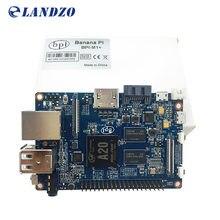 Landzo Бесплатная доставка оригинальный банан Pi M1 + плюс A20 Dual Core 1 ГБ Оперативная память с открытым исходным кодом SBC bpi M1 + Малина Pi совместимый