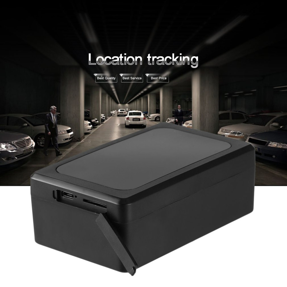 New Car-Styling GT019 Vehicle Car Magnetic GPS Real Time Tracker Locator Tracking & Monitoring Devices Auto Personal Alarm