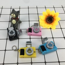 1/6 BJD SD Doll Accessories Emulation Camera Keychain Glows Voice Suitable For 30cm Dolls Decorations DIY Toy For Children Gifts(China)