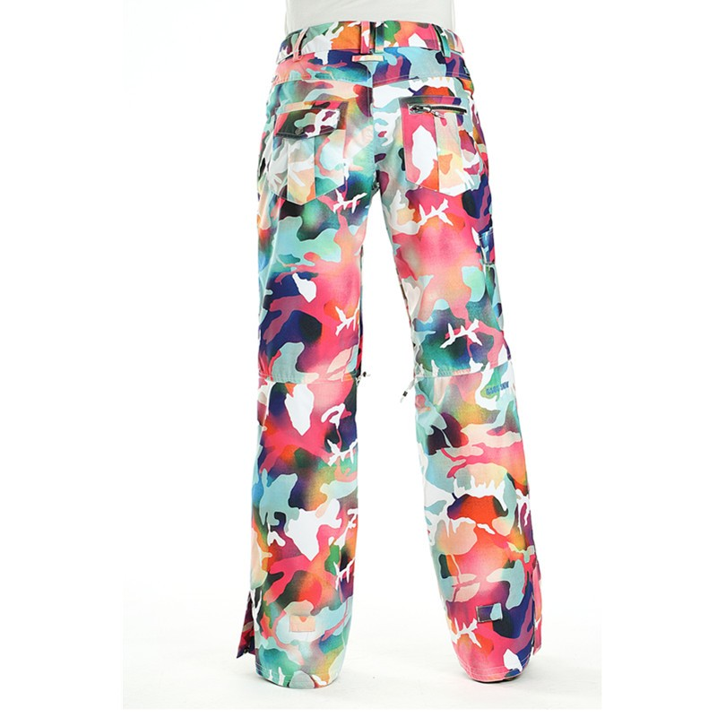 calças de neve quente calças de esqui