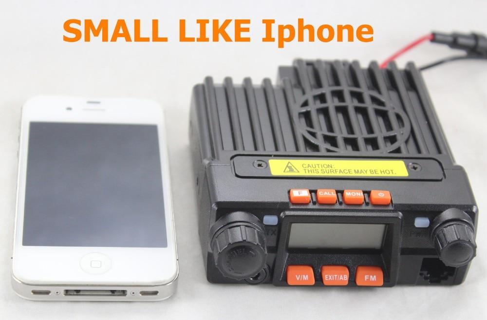 Mini9800 QYT KT8900 MINI mobile Radio (3)