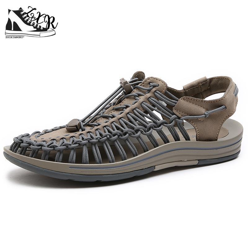 New Arrived Summer Sandals Men Shoes Quality Comfortable Men Sandals Fashion Design Casual Men Sandals Shoes