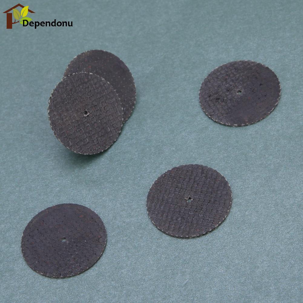 25pcs metallo Dremel smerigliatrice a disco utensili rotanti - Utensili abrasivi - Fotografia 6