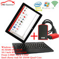 Intel Win10 Tablet +vdm ucandas v3.9  Wifi Universal Automotive Scanner  OBD2 Car Diagnostics Scanner