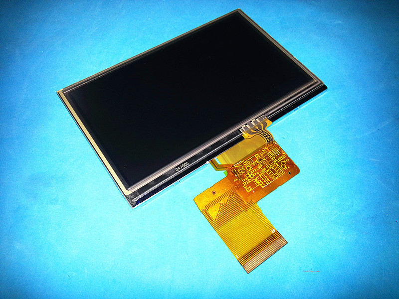 все цены на  free shipping A+ Original LCD screen display with touch screen digitizer for TM047NBH01  онлайн