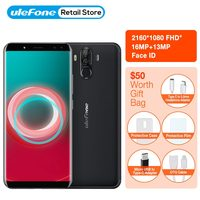 Ulefone Power 3S Smartphone 6 0 18 9 FHD MTK6763 Octa Core 6350mAh 5V 3A Android