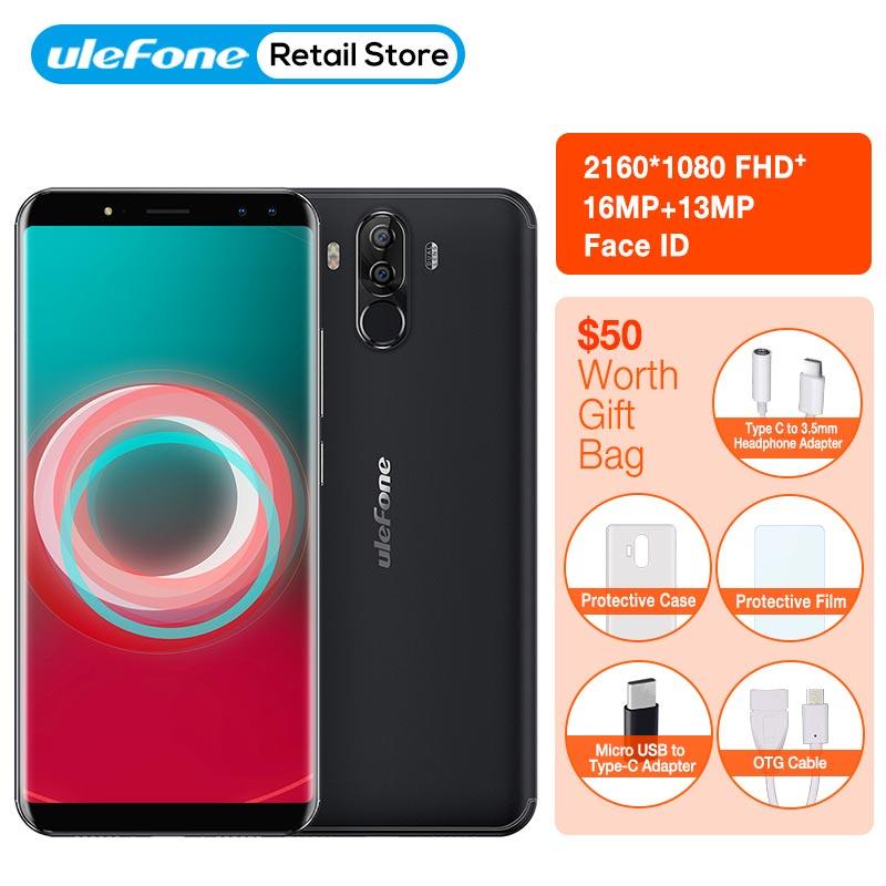 Ulefone Power 3 s Smartphone 6,0