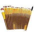 Professional High Quality 22pcs Makeup Brush Makeup Sponge Makeup Brush Cleaner Foundation Brush