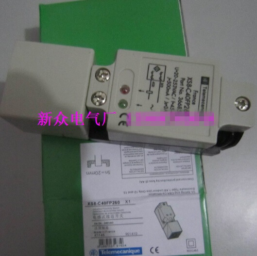 Original new 100% factory direct high precision new sensor XS8-C40FP260 quality assurance цена