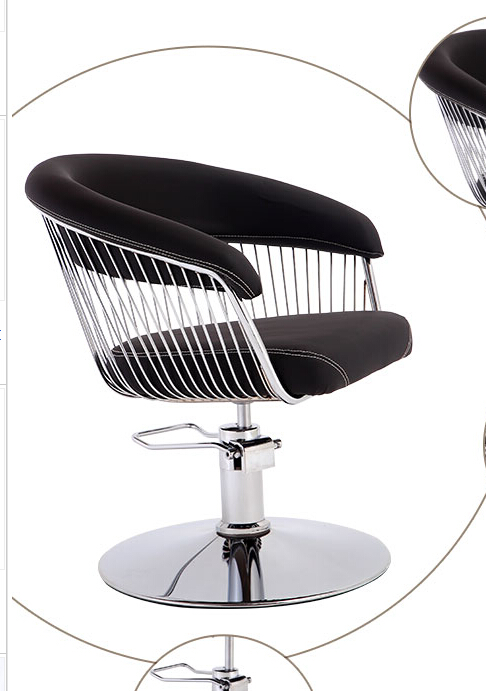 New High-end Styling Cotton Hair Salons Dedicated Barber Chair. Drop Haircut Chair. Hairdressing Chair.