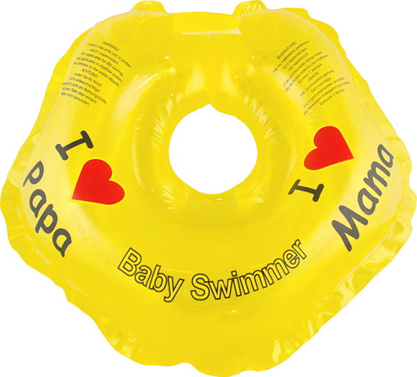 Children's neck swimming ring Baby Swimmer BS21Y