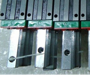 100% genuine HIWIN linear guide HGR20-2400MM block for Taiwan hiwin 100